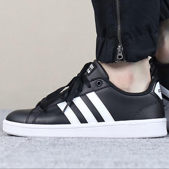 New women's Adidas Cloudfoam Advantage Sneaker